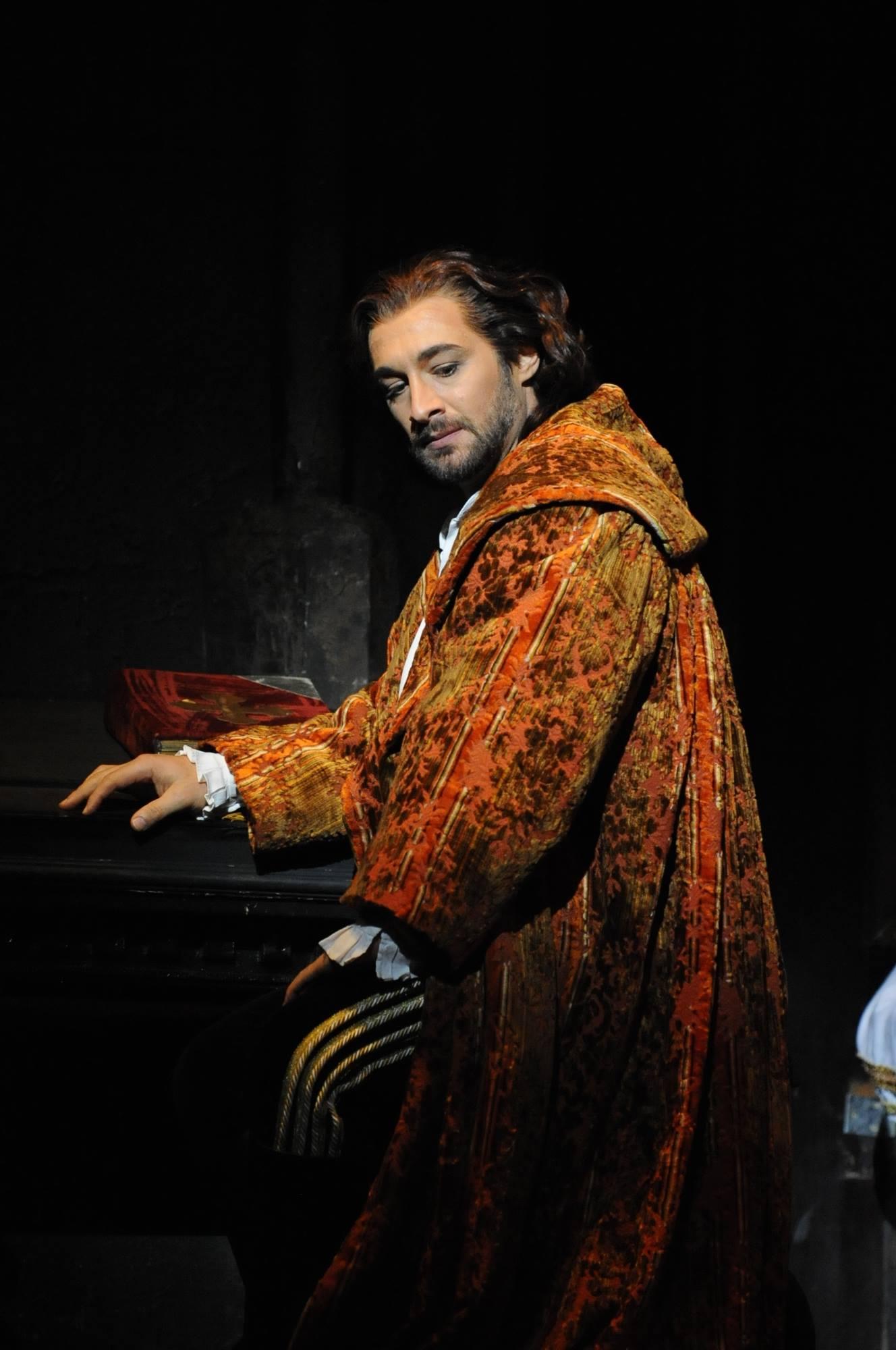 Enrico, Lucia di Lammermoor