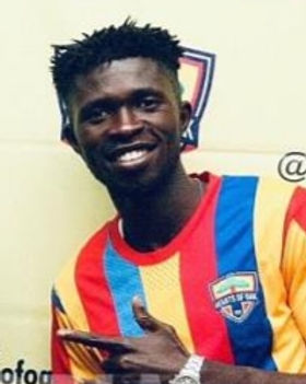 CHARLES MACKARTHY  ACCRA HEARTS OF OAK