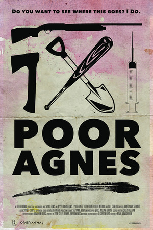 POOR AGNES now on VOD across North America!