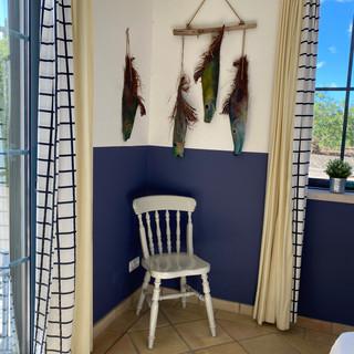 Patio bedroom