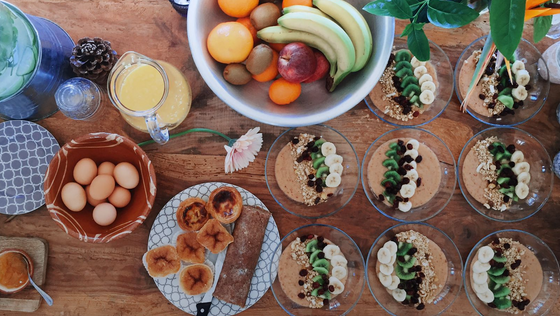How to make an easy, yummy and nutritious brekkie
