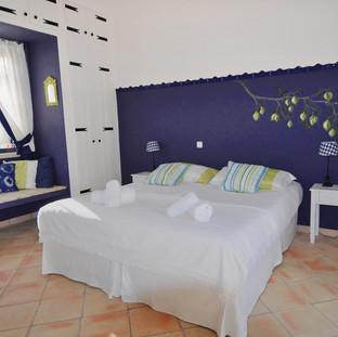 Patio room with ensuite bathroom