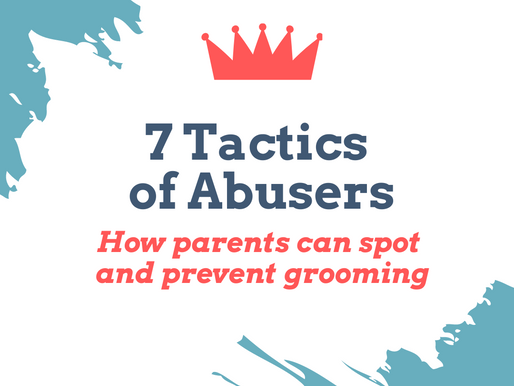 7 Tactics of Abusers