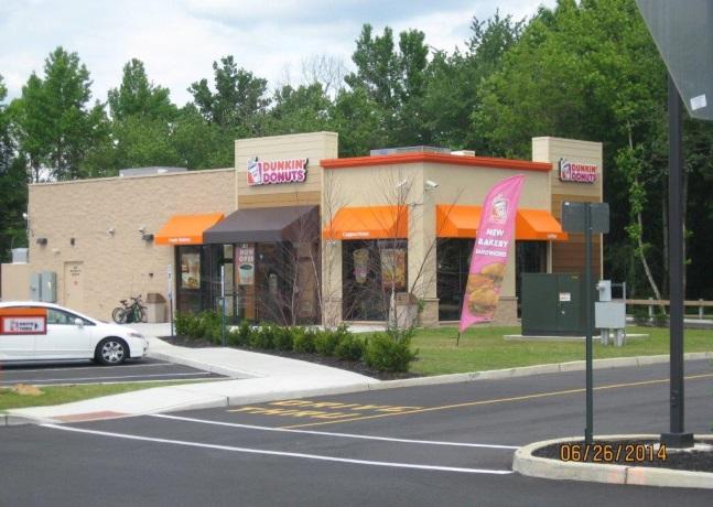 Dunkin Donuts, Marlton, NJ