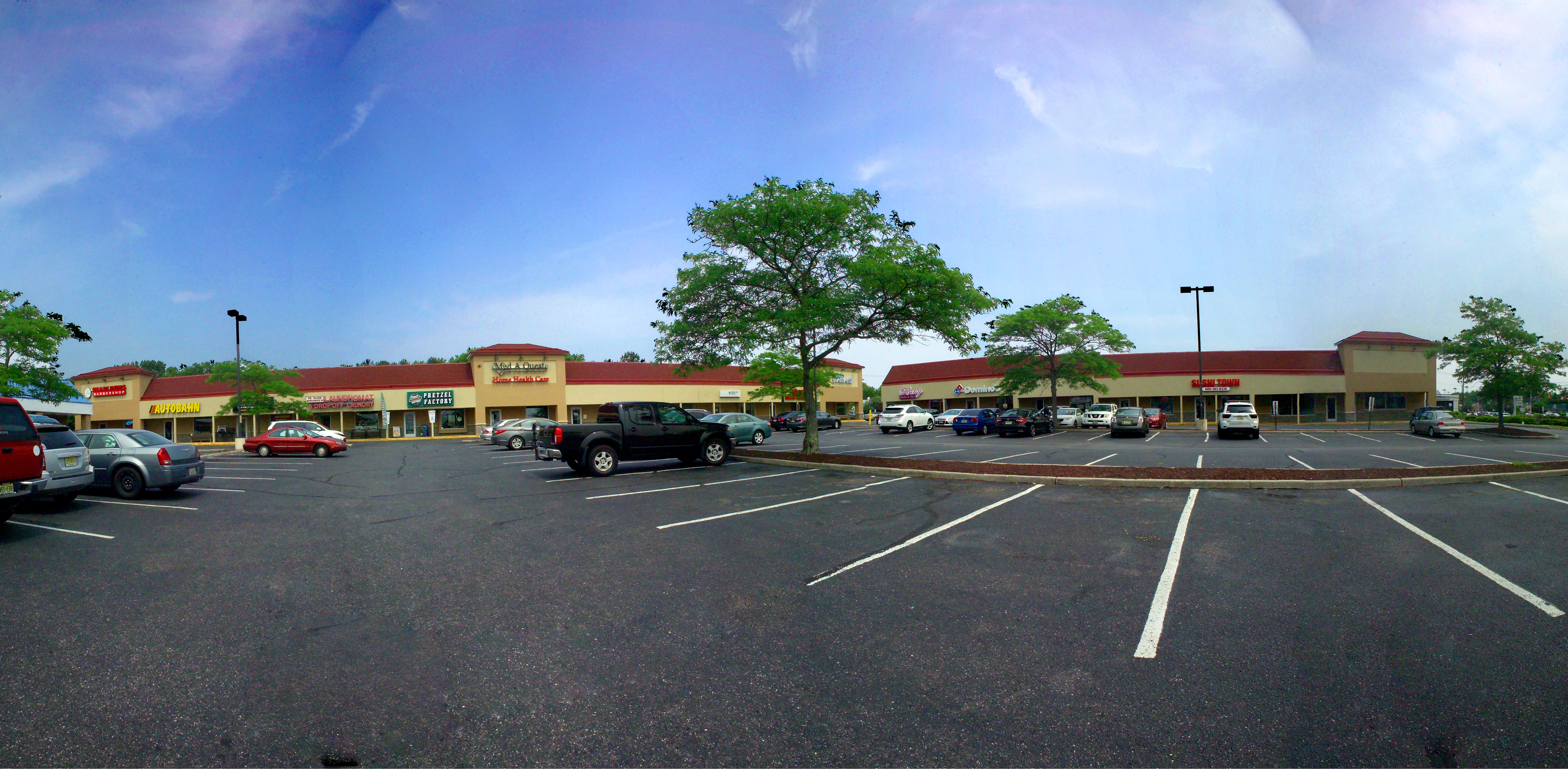 Tilton Times Shopping Center