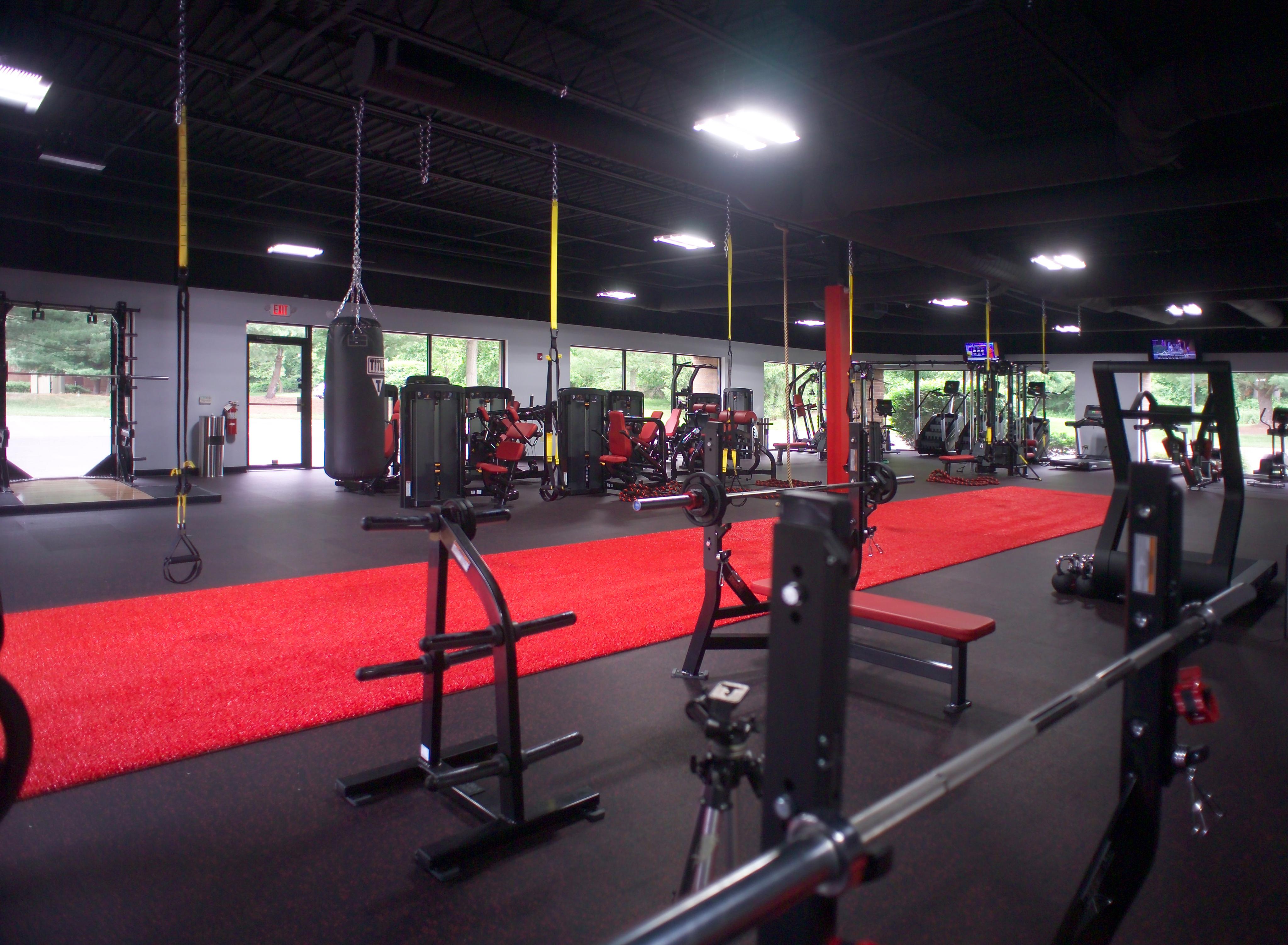 HWNE Fitness Studio