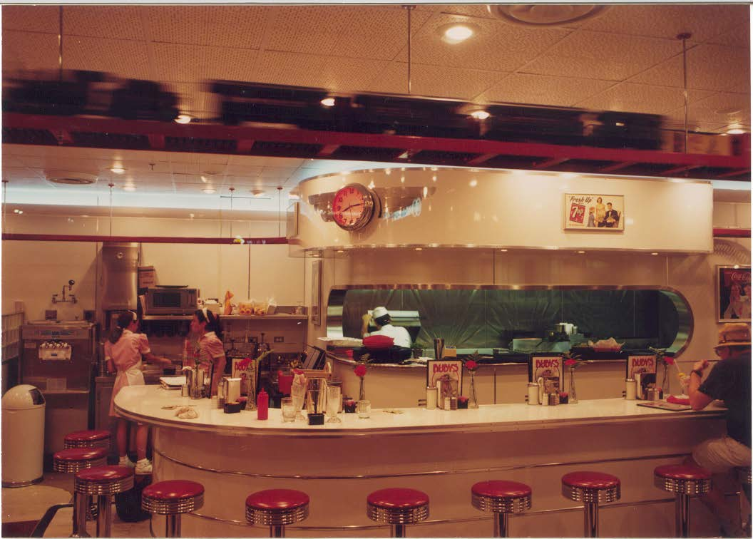 Ruby's Diner - Ardmore