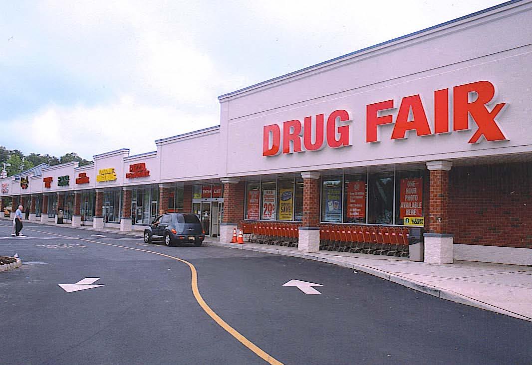 Drug Fair - Freehold,  NJ