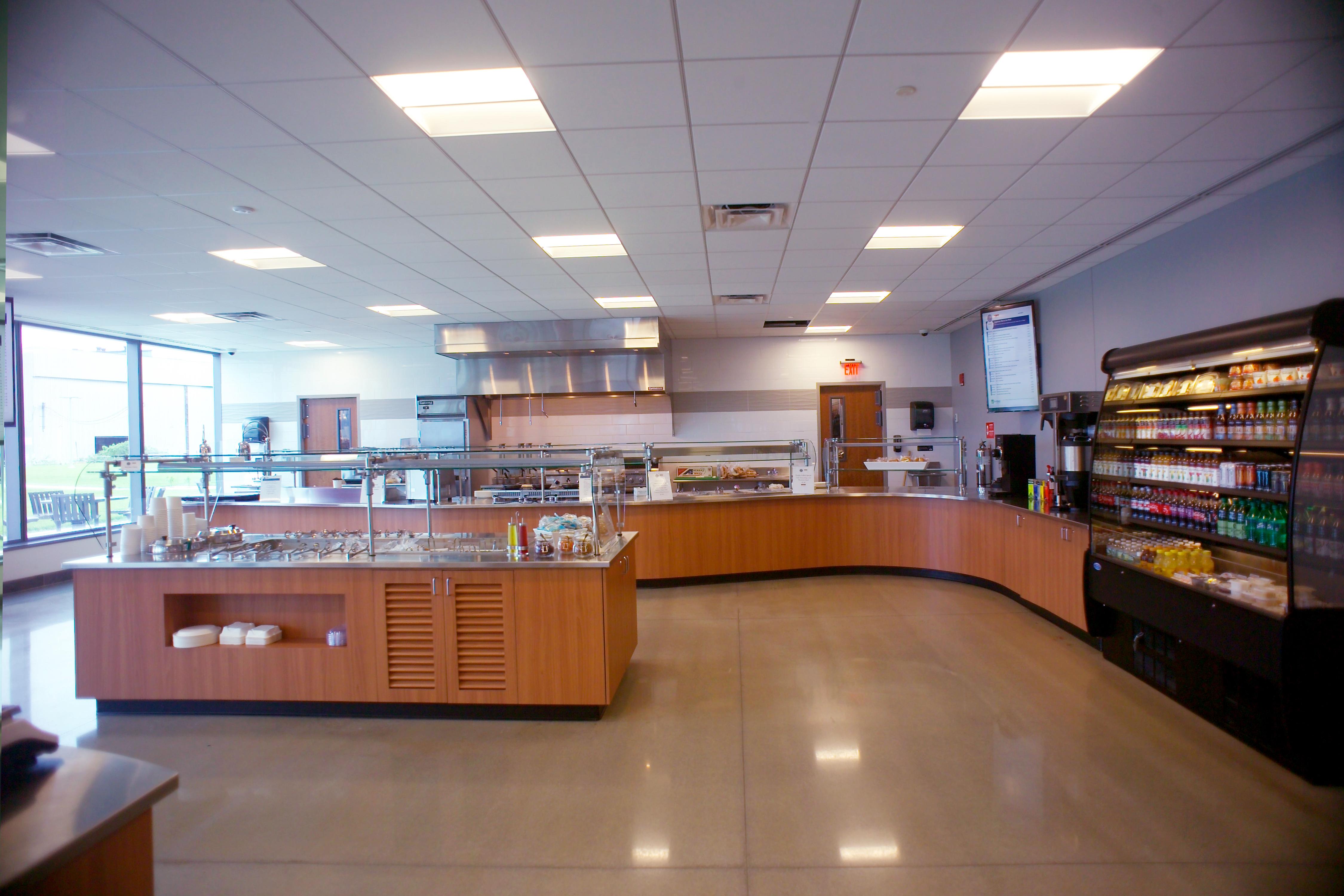 Holtec Cafeteria