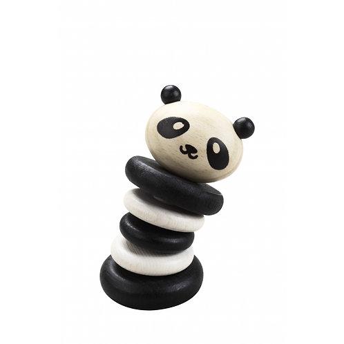 Medinis barškutis Panda