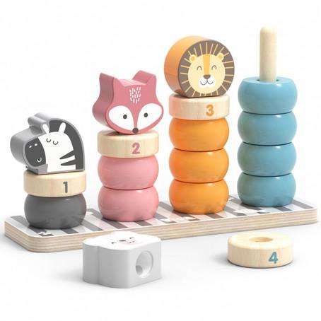 Lavinamieji žaislai – pasirinkimas turiningam, visapusiškai lavinančiam laiko leidimui.