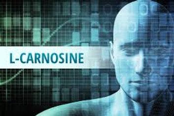 L-carnosine 500 mg / 30 comp./végétariens