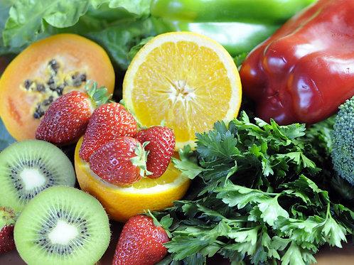 Vitamine C /120 gélules Vegan/1000mg