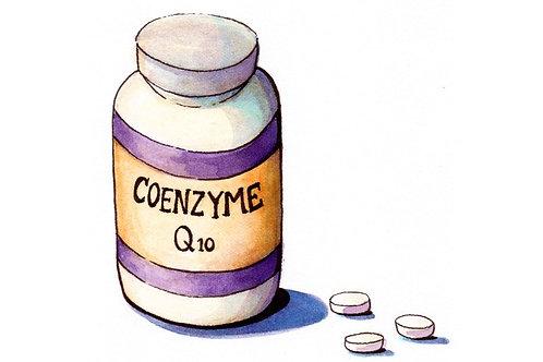 CoQ10 /60 gélules de 100mg - Renforce les organes vitaux