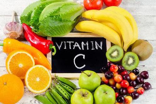 Vitamine C liposomale / 60 gélules de 500 mg/enveloppe végétale
