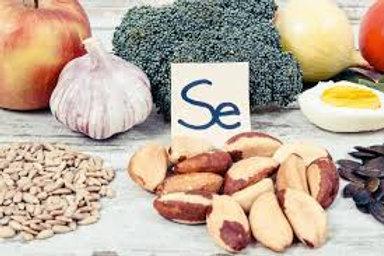 SELENIUM / 120 gélules-enveloppe végétale