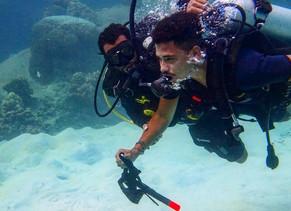 Instrutor de mergulho, salario pelo mundo.