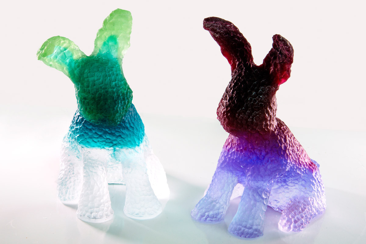 Material: Glass Dimensions: 30 cm x 35 cm x 50 cm