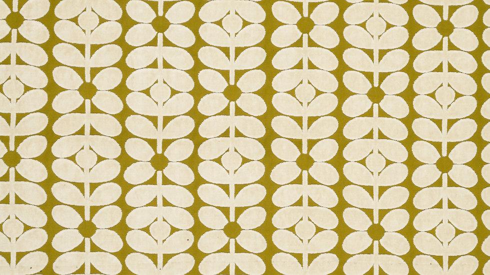 Velvet Sixties Stem  - Yellow