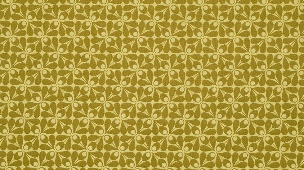 Woven Acorn Cup  - Yellow Olive