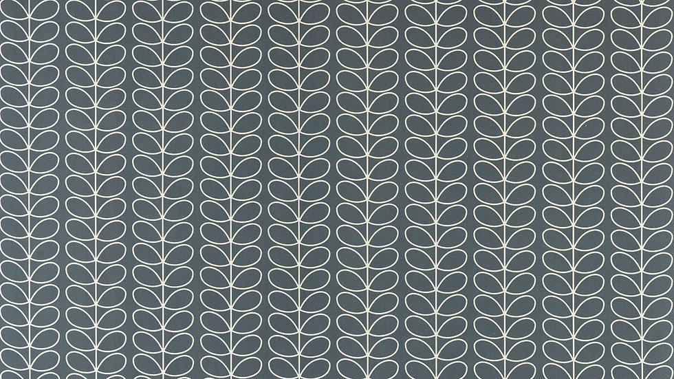 Linear Stem- Cool Grey
