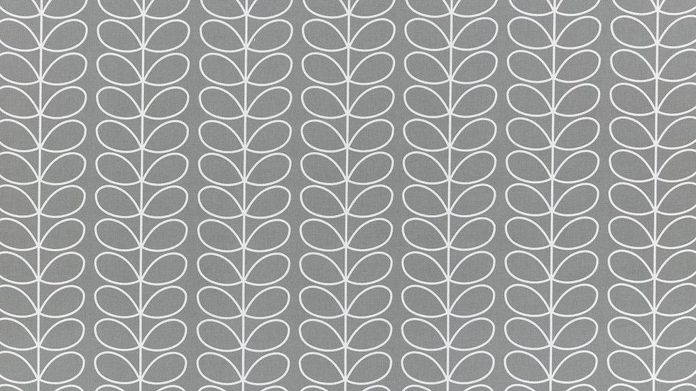 Linear Stem - Silver