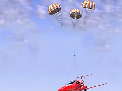 ASR Says It Has A Parachute For Every eVTOL Aircraft