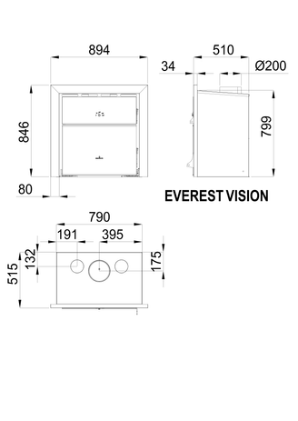 Schéma Everest Vision
