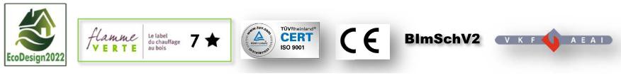 Lambda Sand Certifications