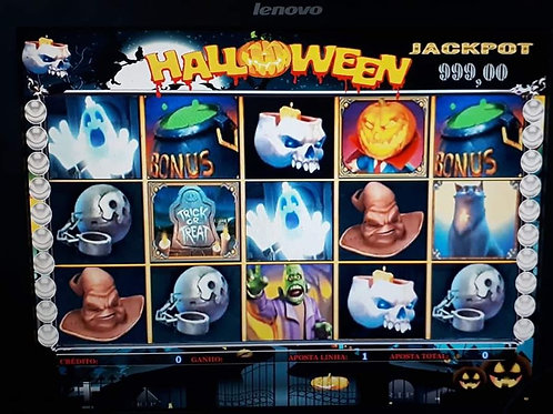 Nova Halloween AC programado