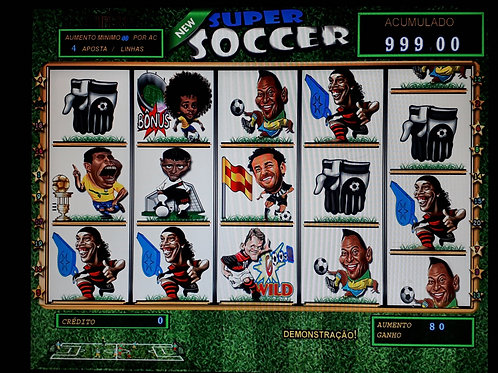 New super soccer