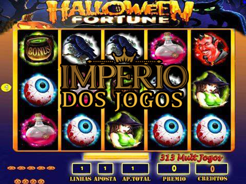 Haloween fortune ps2