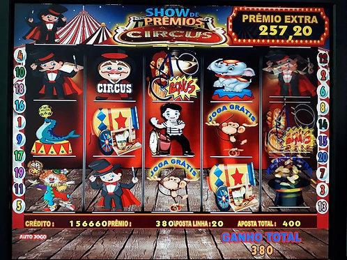 Show de prêmios Circus AC programado