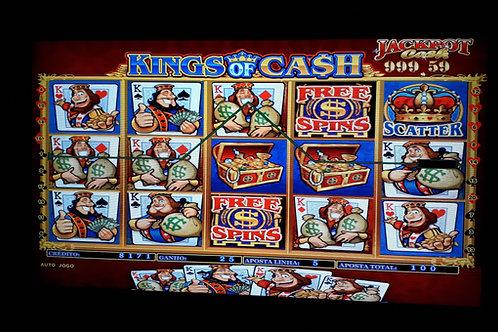Kings of cash acumulado programado
