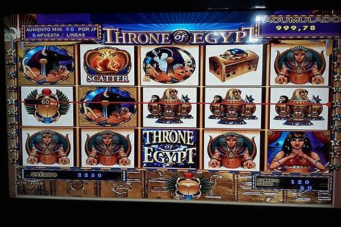 Throne egypt
