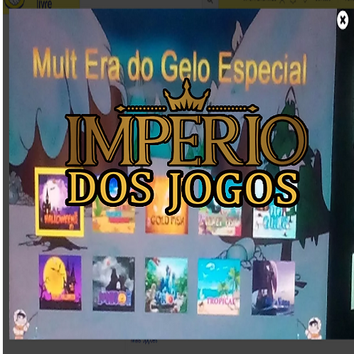 Multi era do gelo especial