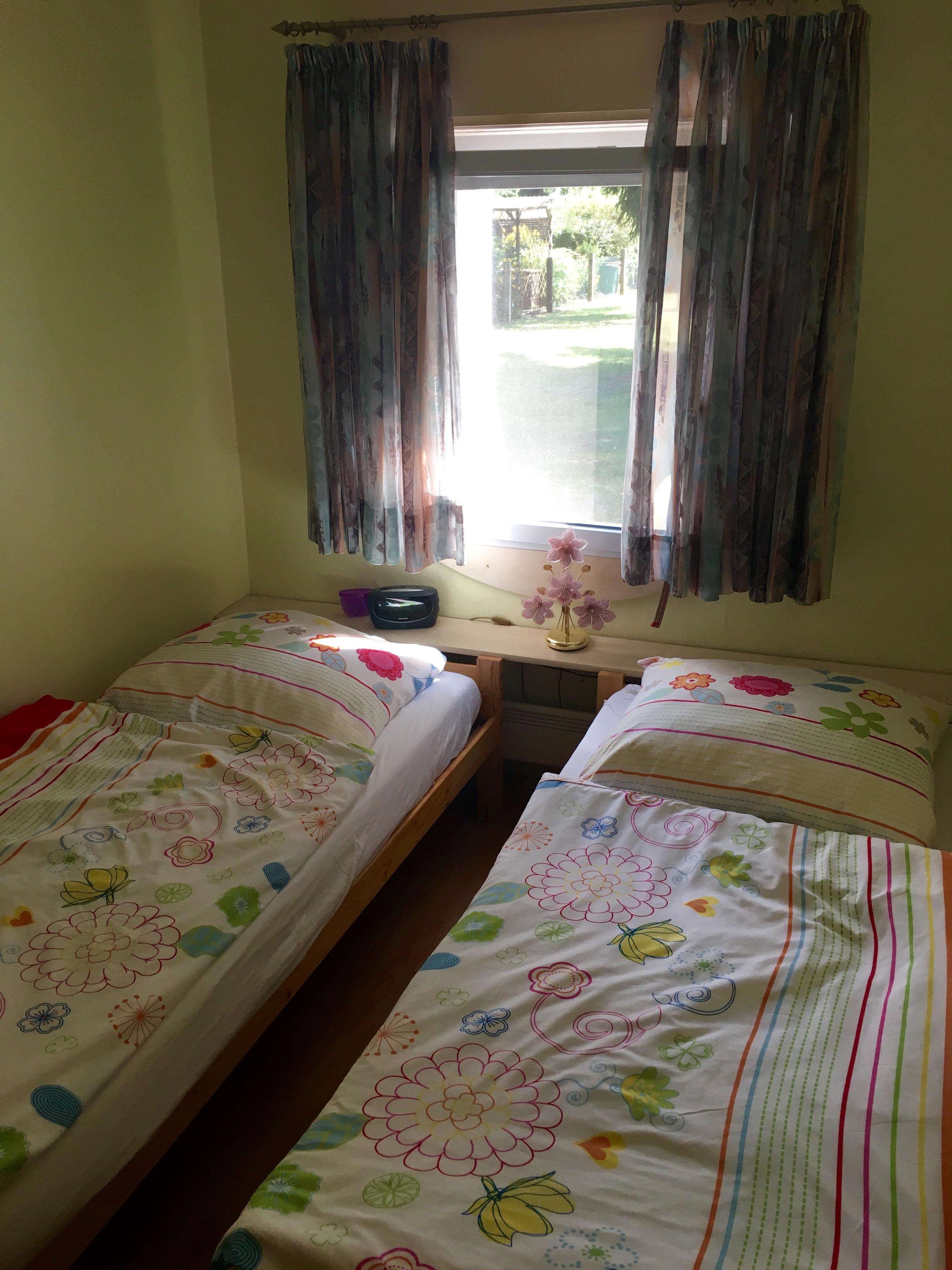 Ferienbungalow Kudick (Schlafzimmer)