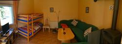 Ferienbungalow Kudick (Wohnzimmer)