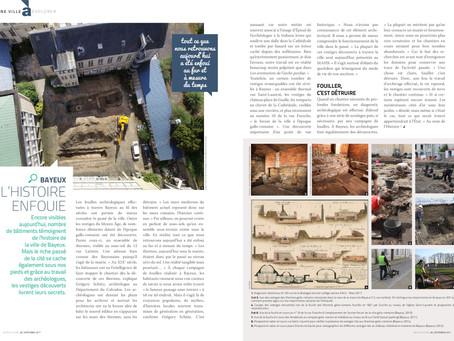 Bayeux, l'Histoire enfouie...