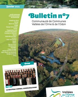 Bulletin n°7 - Vallées de l'Orne et de l'Odon