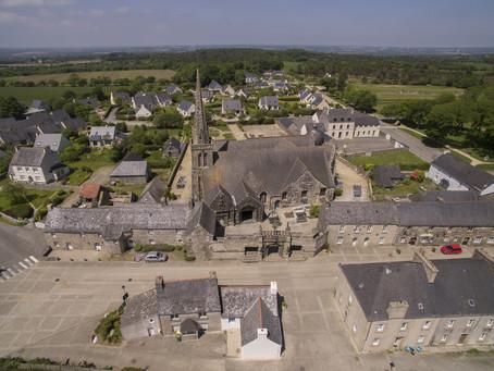 Enclos Paroissial, La Martyre (Finistère)