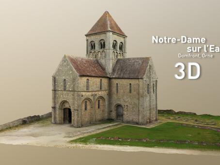 Notre-Dame sur l'Eau, Domfront (Orne)