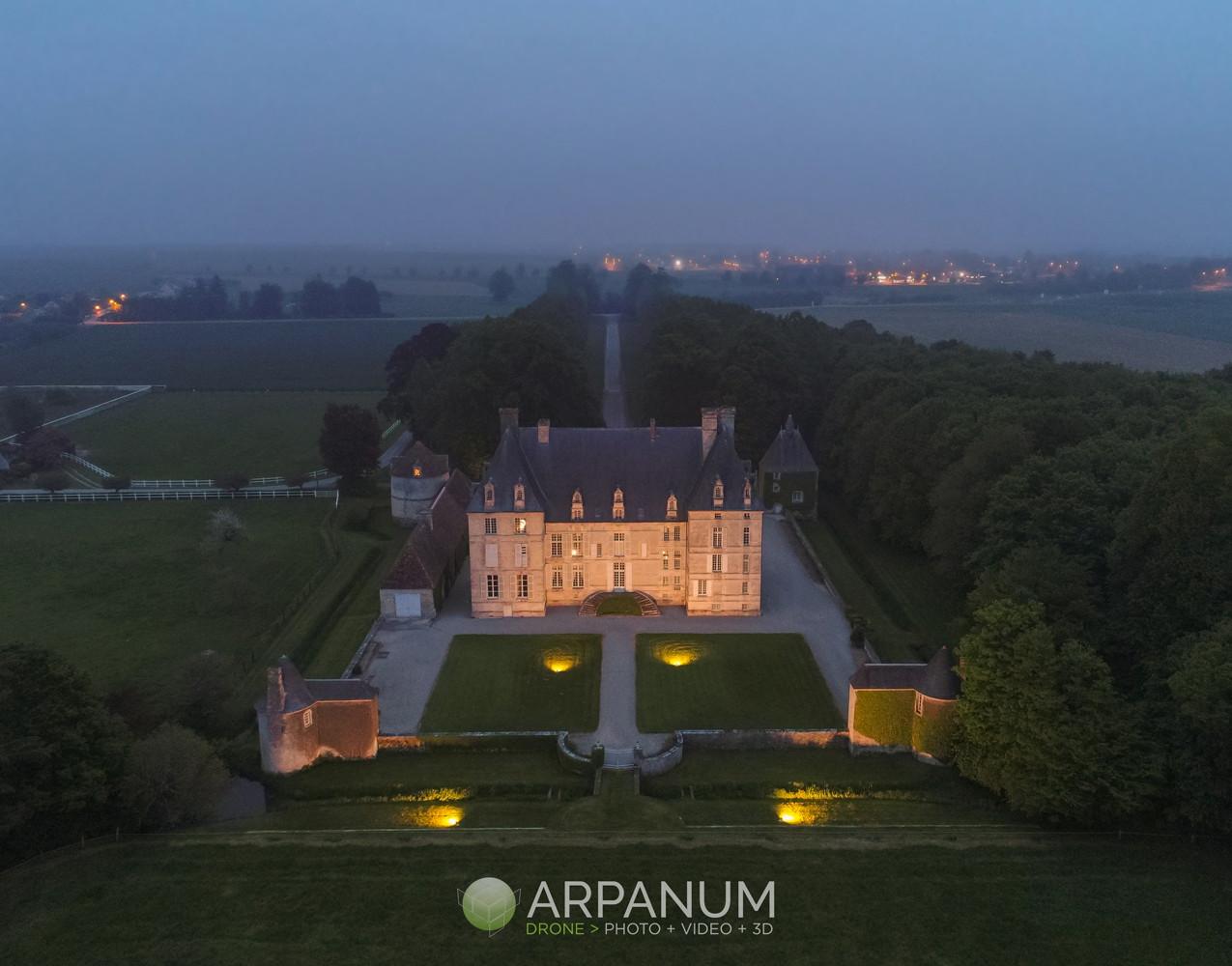 Chateau d'Aubigny - Arpanum