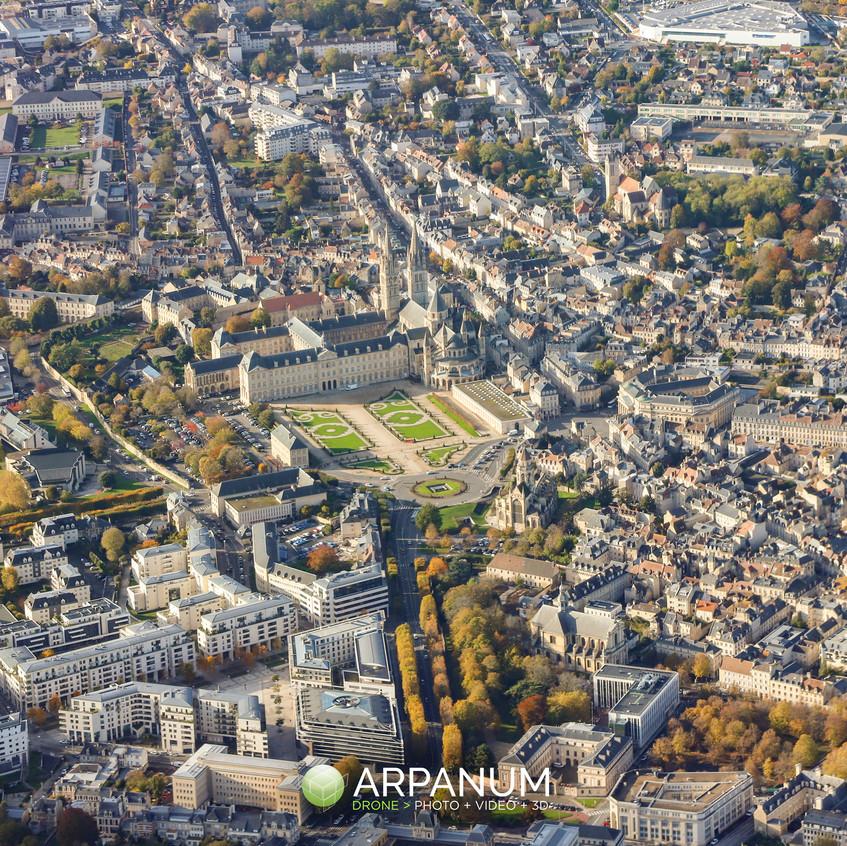 Abbaye aux Hommes de Caen - Arpanum