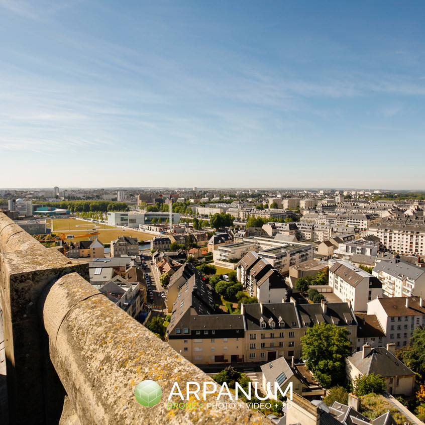 Abbaye aux Dames - Arpanum