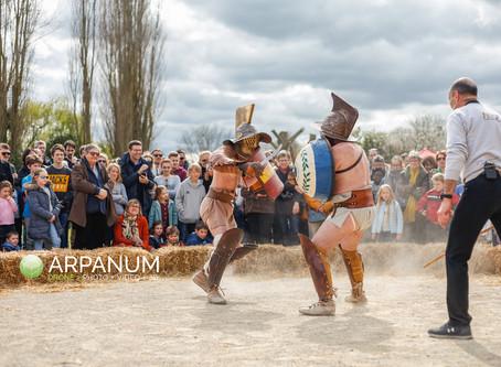 Exposition - Si j'étais gladiateur...