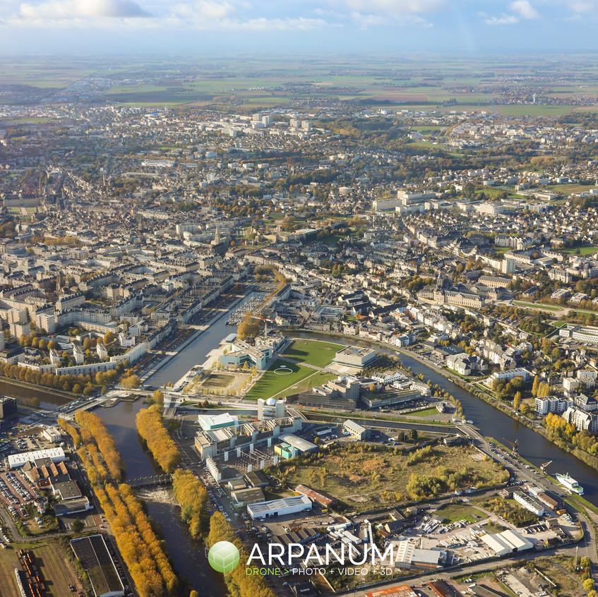 Presqu'ile de Caen - Arpanum