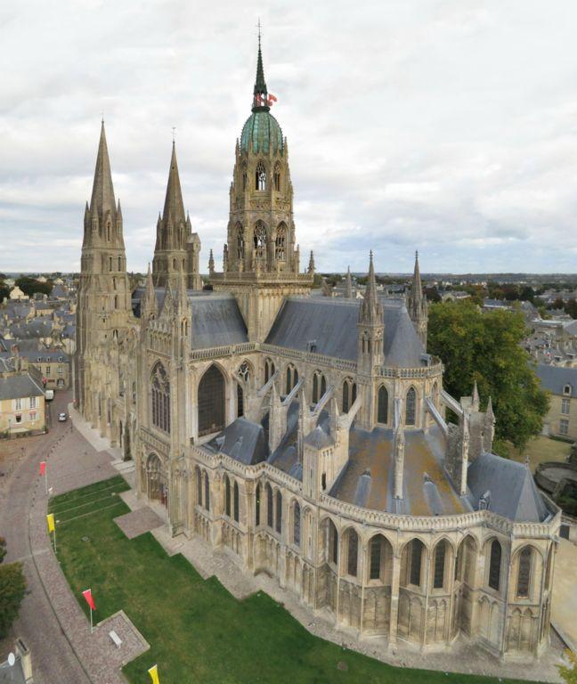 Cathédrale de Bayeux (Calvados)