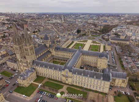 Notre belle ville de Caen !