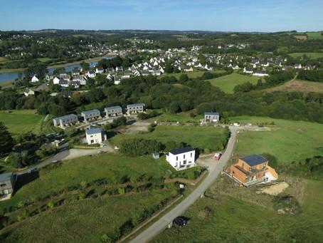 Eco-lotissement de Daoulas (Finistère)